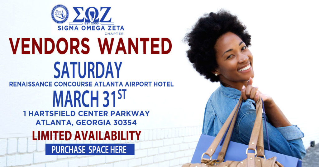 Vendors Wanted for Our Annual Scholarship Awards Luncheon