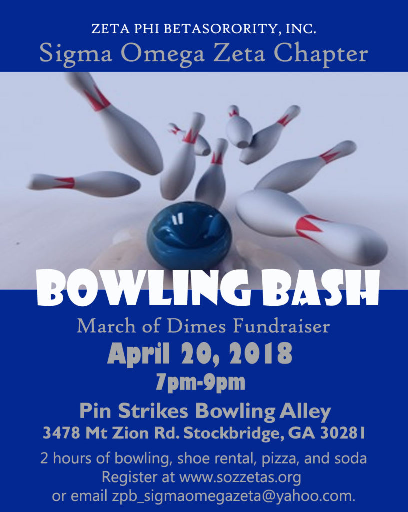 April 20, 2018 - MOD Bowling Bash